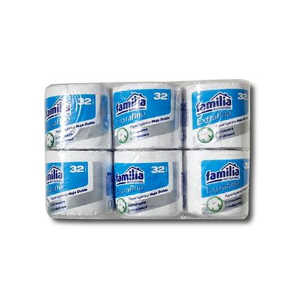 Papel Higienico Regular Extra Fino x 32mts
