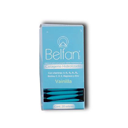 Colágeno Hidrolizado Vainilla X Caja Belfan