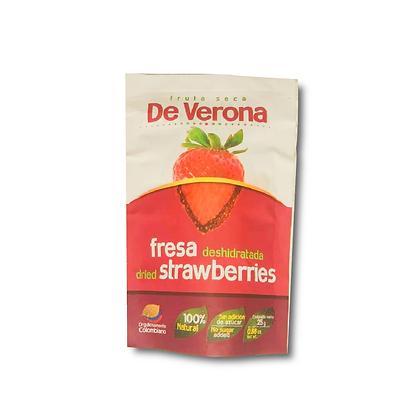 Fruta Seca Verona Fresa