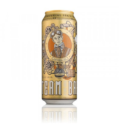 Cerveza Imperial Ipa Steam Brew 500 ml