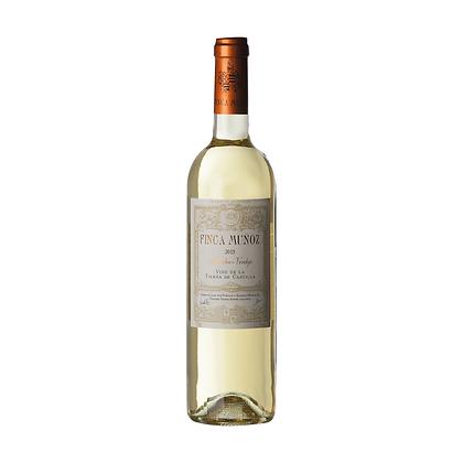 Vino Blanco Finca Muñoz Macabeo Verdejo 750ml