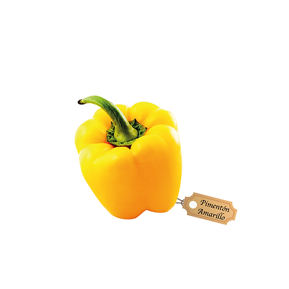 Pimentón Amarillo 1 Lb