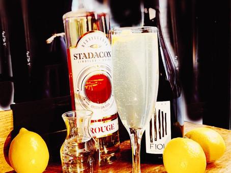 Comment faire un cocktail simple et efficace pour impressionner la visite, le French 75 !