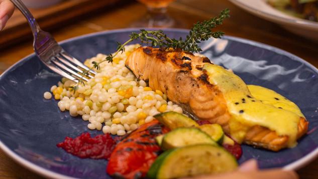 filet du saumon