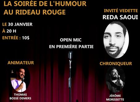 Show d'humour