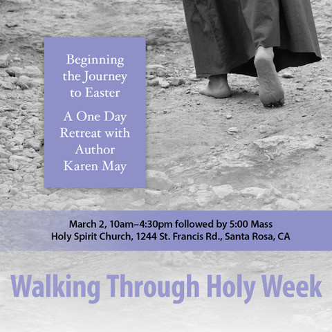 Walking Through Holy Week Retreat