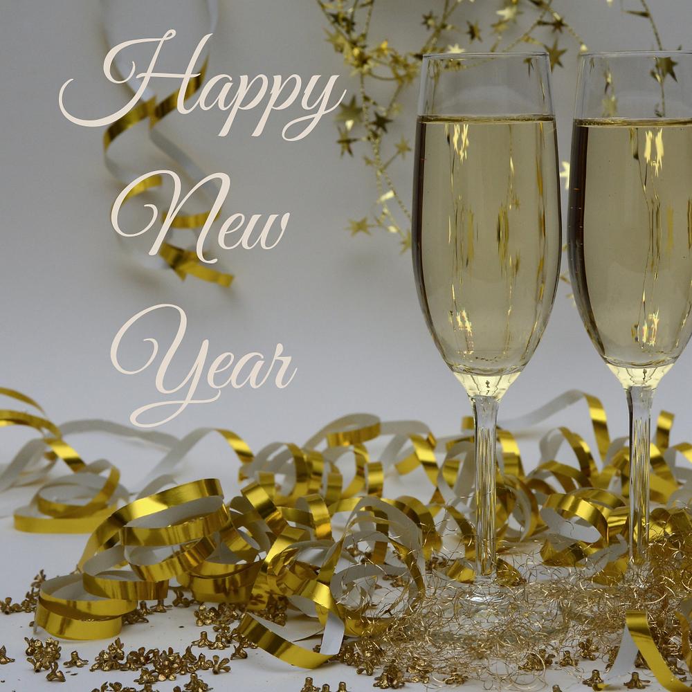 Happy New Year, Karen May, Amayzing Graces