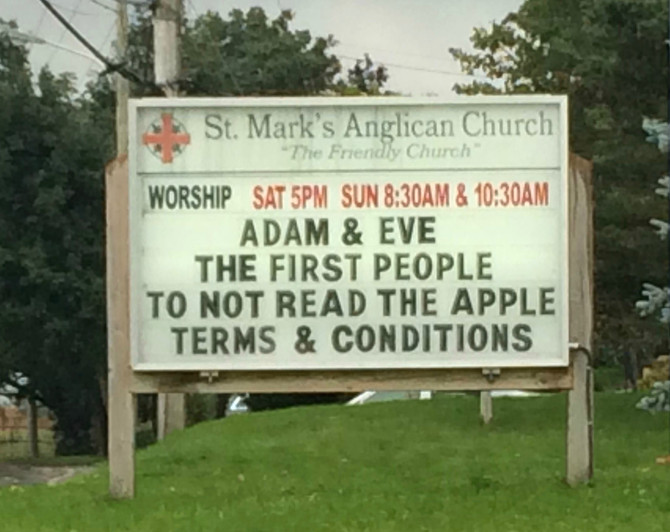 Church Signs (corrected link)