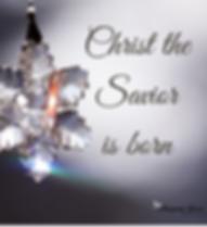 Christmas, Christ the Savior is Born, Ad