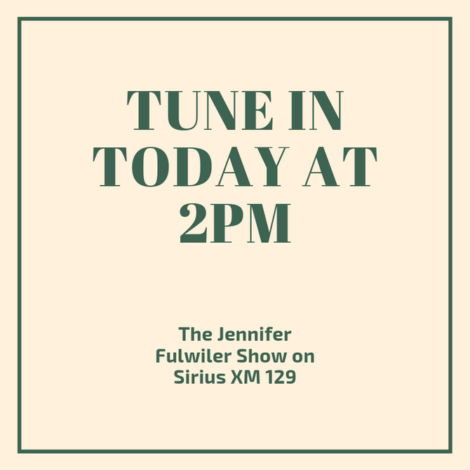 Tune in today!