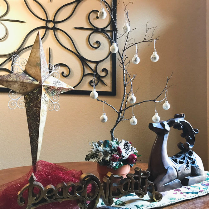 Preparing Your Hearts and Homes for Christmas - and Freebies!