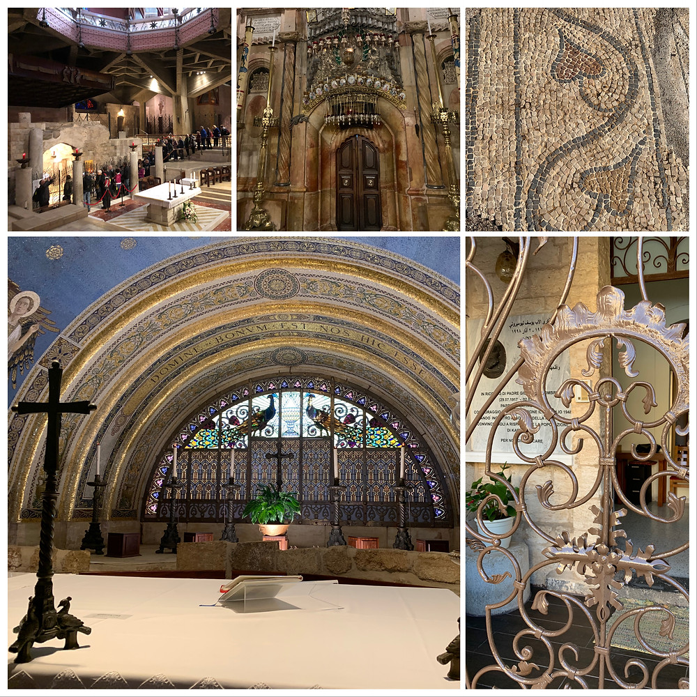 Church of the Annunciateion, Church of the transfiguration, Cana, Karen May, Amayzing Graces
