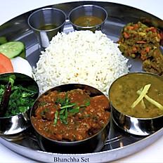 Chicken Bhanchha Set (G)