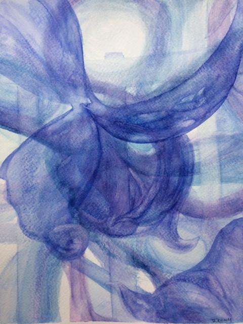 Petals: Blue