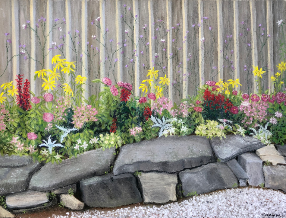 Jacob's Pillow Garden