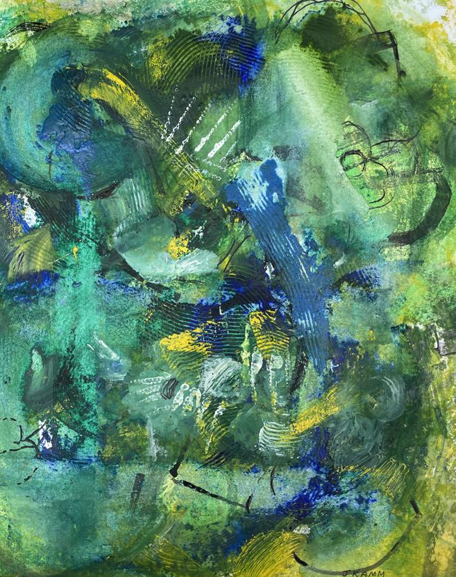 Blue Green 3