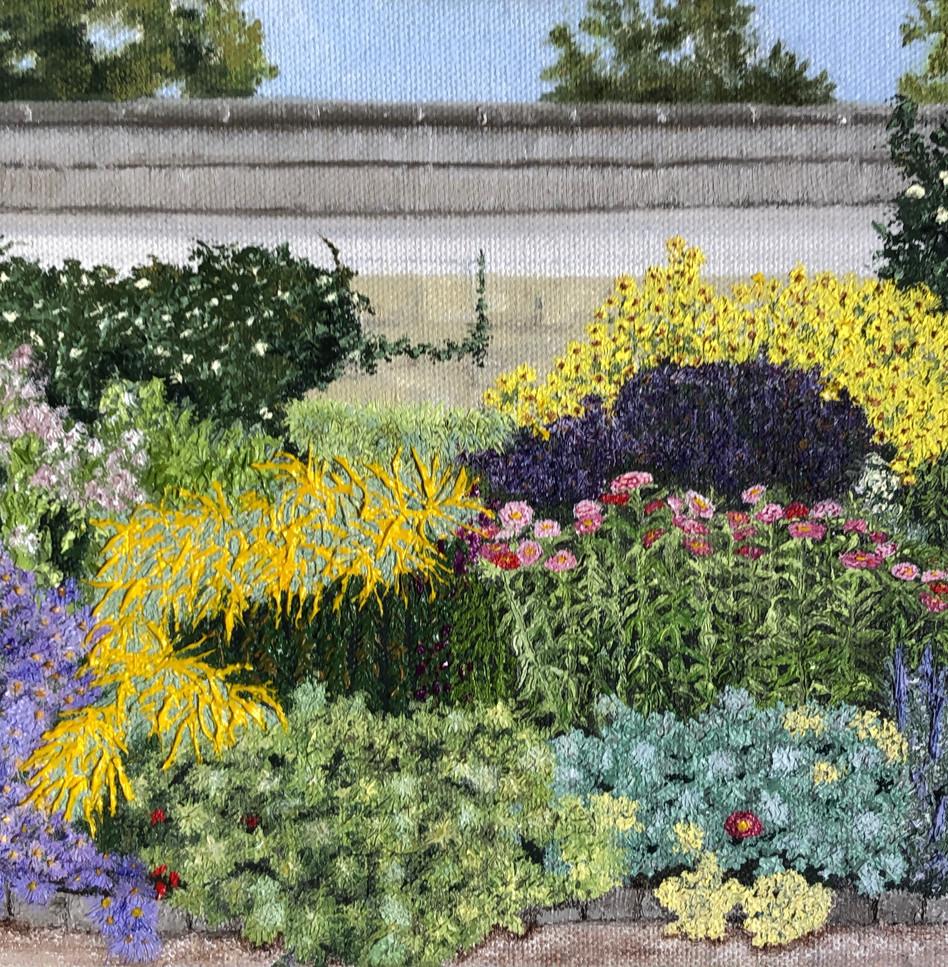 Oxford University Botanical Garden