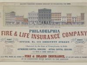 HSP's extensive business-related holdings document three centuries of business activity, primarily in Pennsylvania and the Philadelphia region. In addition to the manuscript collections outlined below, HSP also has many business-related publications, including company and government reports, circulars, catalogs, guides, timetables, and legal records.
