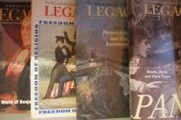 The Historical Society of Pennsylvania publishes several journals and magazines that are available to Friends of the organization.