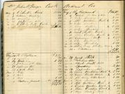 The financial records of a business can hold a wealth of information. With business records, a researcher can obtain much information, whether he or she is interested in nineteenth century purchasing patterns, the cost of materials used in textile manufacturing, or the everyday operations of a brewery. The main types of financial materials found among business records are account books, account statements, receipts, bills and shipping information. Correspondence, legal cases and minute books also offer more insight into the operations of a business.