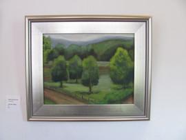 MJ Hauri oil on canvas