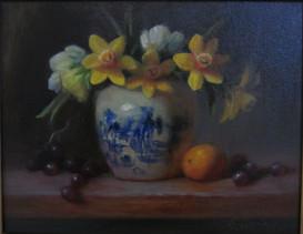 Gen Abate oil on canvas