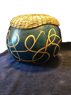 Coiled Gourd