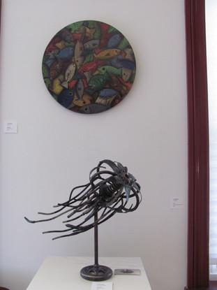 Jon Bander Sculpture