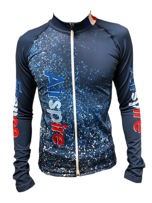 Maillot vélo manches longues Airspire homme