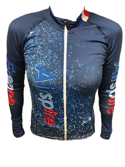 Maillot vélo manches longues Airspire Femme