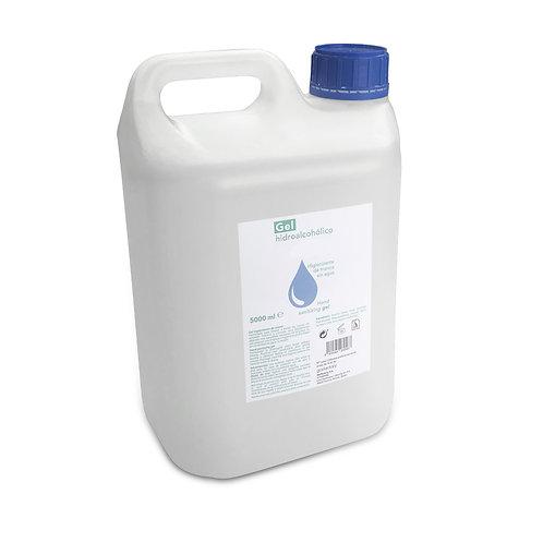 Gel hydroalcoolique (5L.)