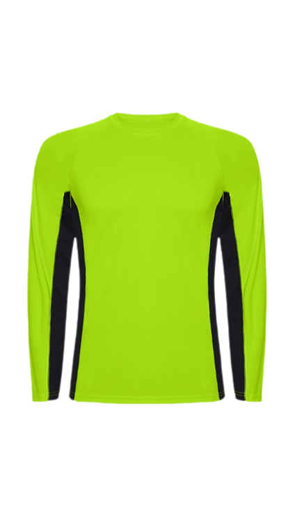 Maillot Shanghai manches longues homme