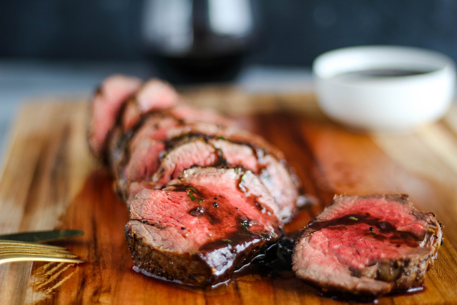 Classic French Chateaubriand