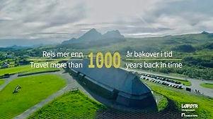 Lofotr Vikingmuseum - 1000 years back in