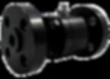Robinet à boisseau sphérique, Version acier, Série THOR, Grande pression
