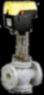 Vanne de régulation, Actionneur électrique LS/RS, Gamme M9 2/3 voies