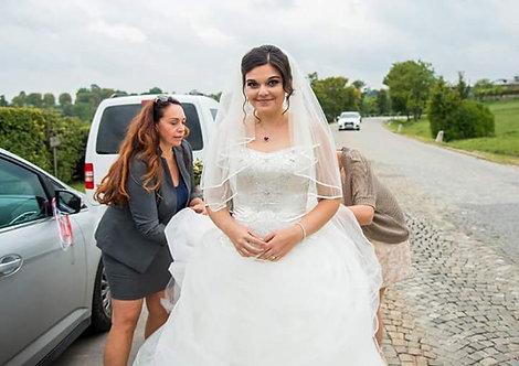 WEDDINGPLANNER BETREUUNG am HOCHZEITSTAG