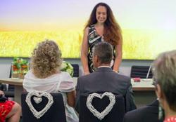 Hochzeit im Rapid Stadion