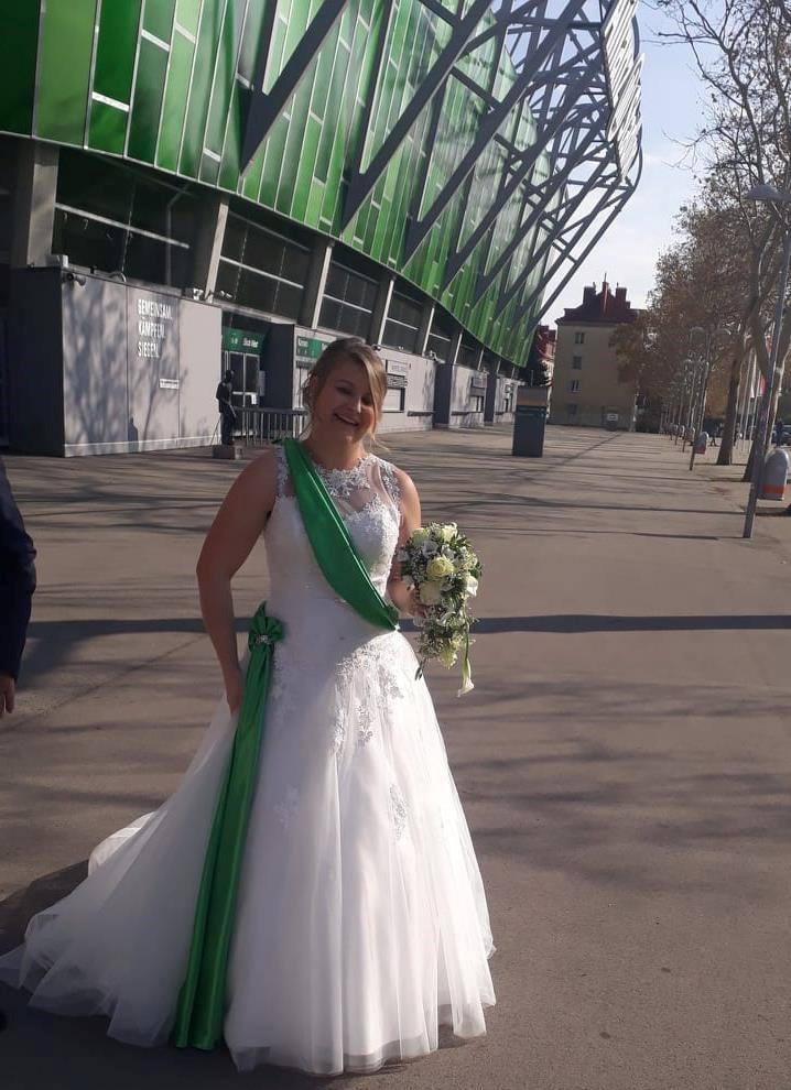Rapid Braut Katharina