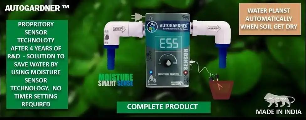 automatic plants watering with autogardner moisture sensor technology.webp