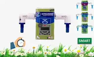 autogardner smart timer wifi watering moisture sensor based plnats watering garden lawn.we