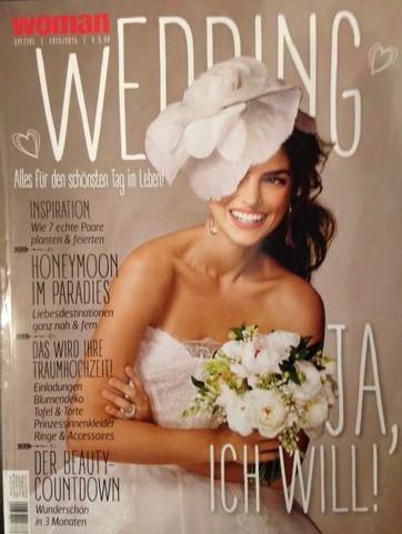 WOMAN Wedding Ausgabe