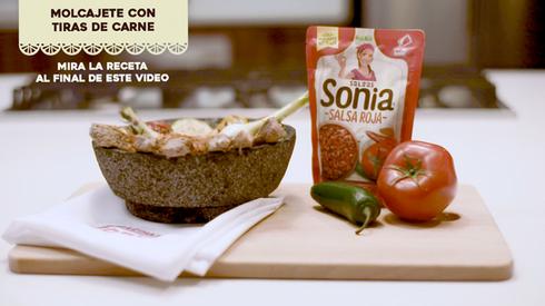 Salsas Sonia Verde Valle