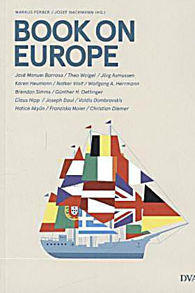 "Europa als ""State of Mind"" – Interview @Book on Europe mit Markus Ferber MEP u. v. m."