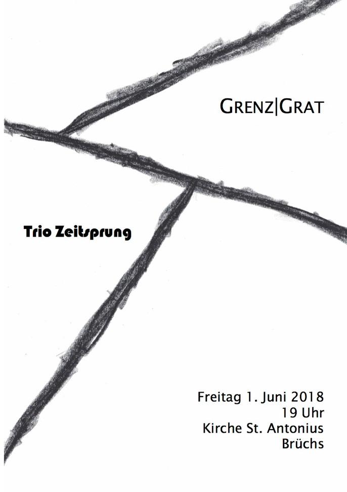 Here, There, and Beyond (UA) mit Trio Zeitsprung @Brüchs, Neuendettelsau, Langenbeutingen