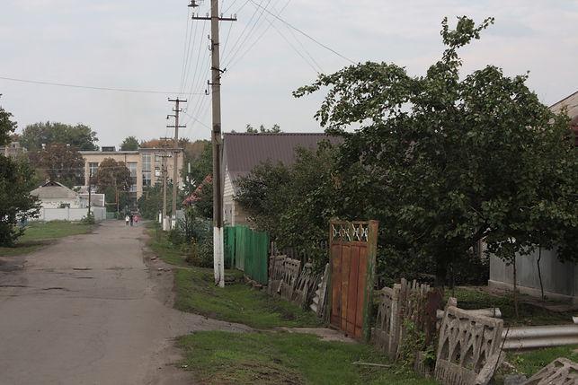Sakhnovshchyna, Ukraine