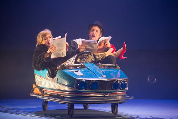 Premiere! Bonnie & Clyde @Theater Nordhausen