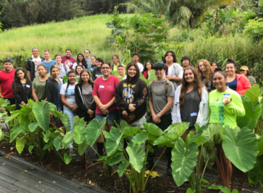 Pacific Youth in Food & Ag Summit