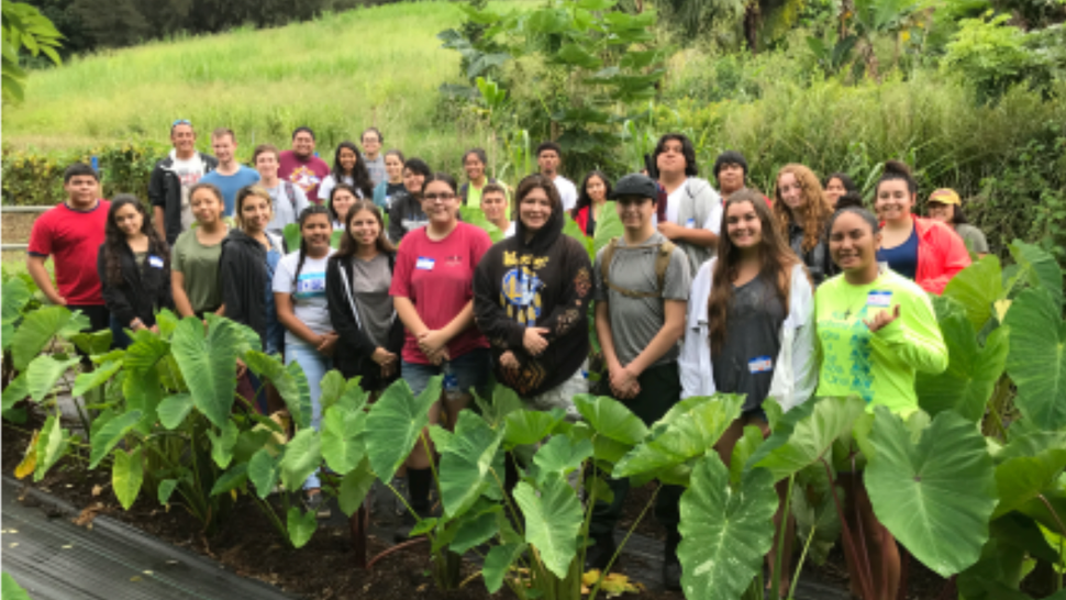 Pacific​ ​Youth​ ​in​ ​Food​ ​&​ ​Ag​ ​Summit