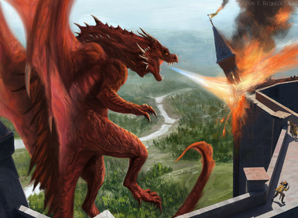 Enraged Dragon